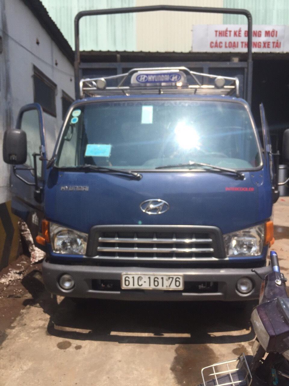 bán xe tải hyundai hd 65 tải 2t4 thùng cao 2m4
