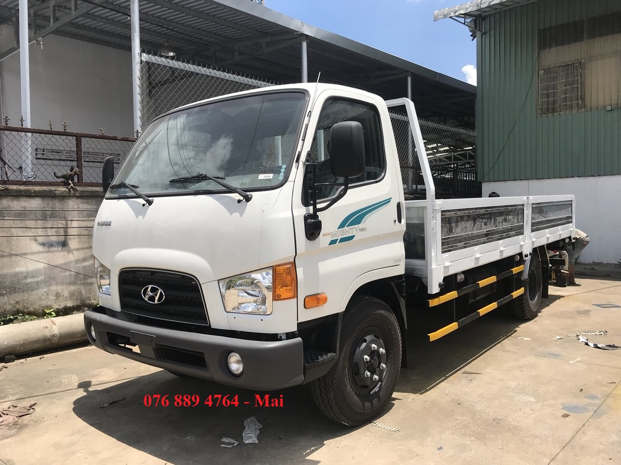 Bán Xe tải Hyundai 110S – 7 tấn – xe tốt, giá tốt