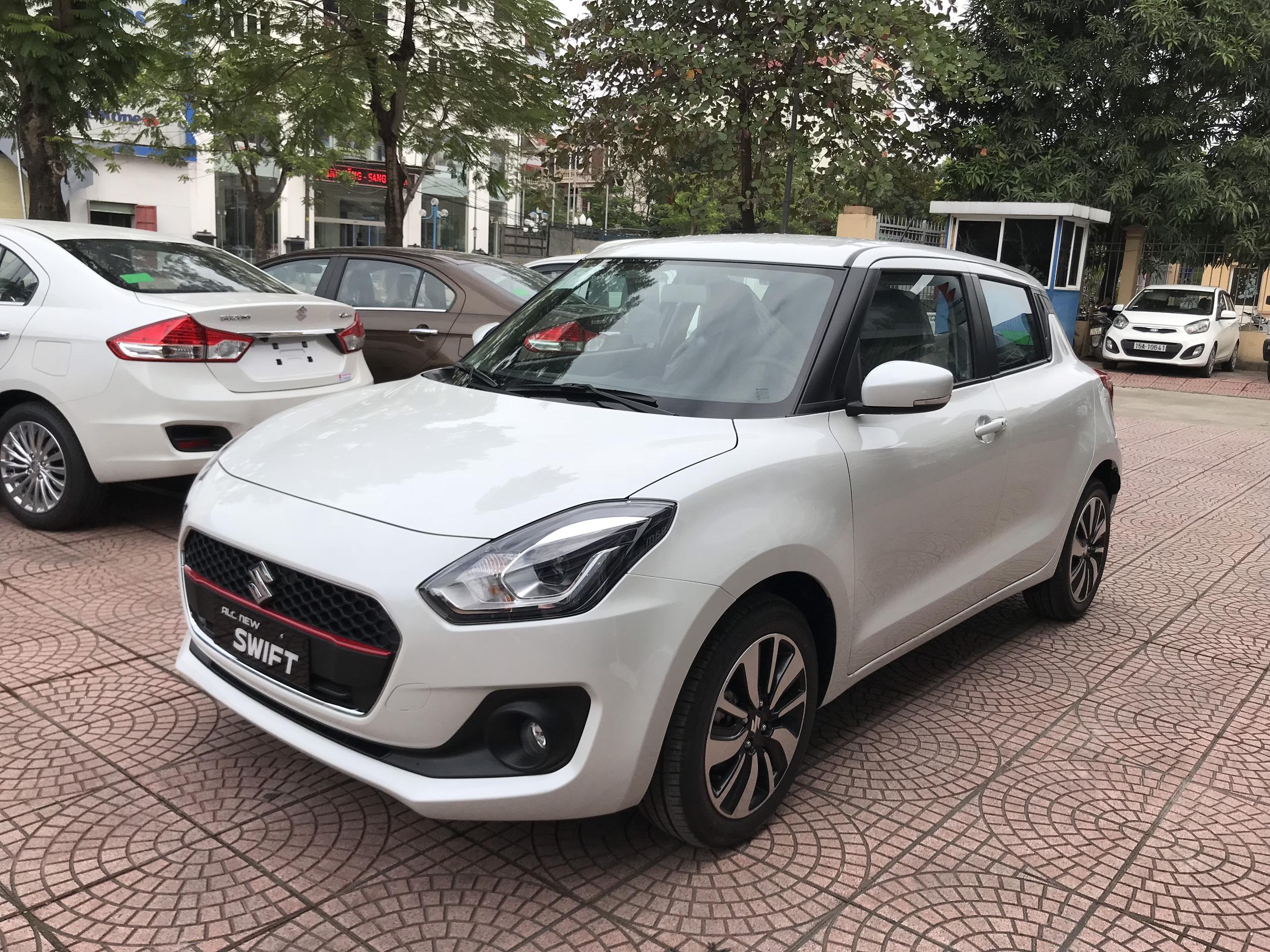Xe Swift Suzuki Thái Bình, Suzuki Hải Phòng, Tiên Lãng, Vĩnh Bảo