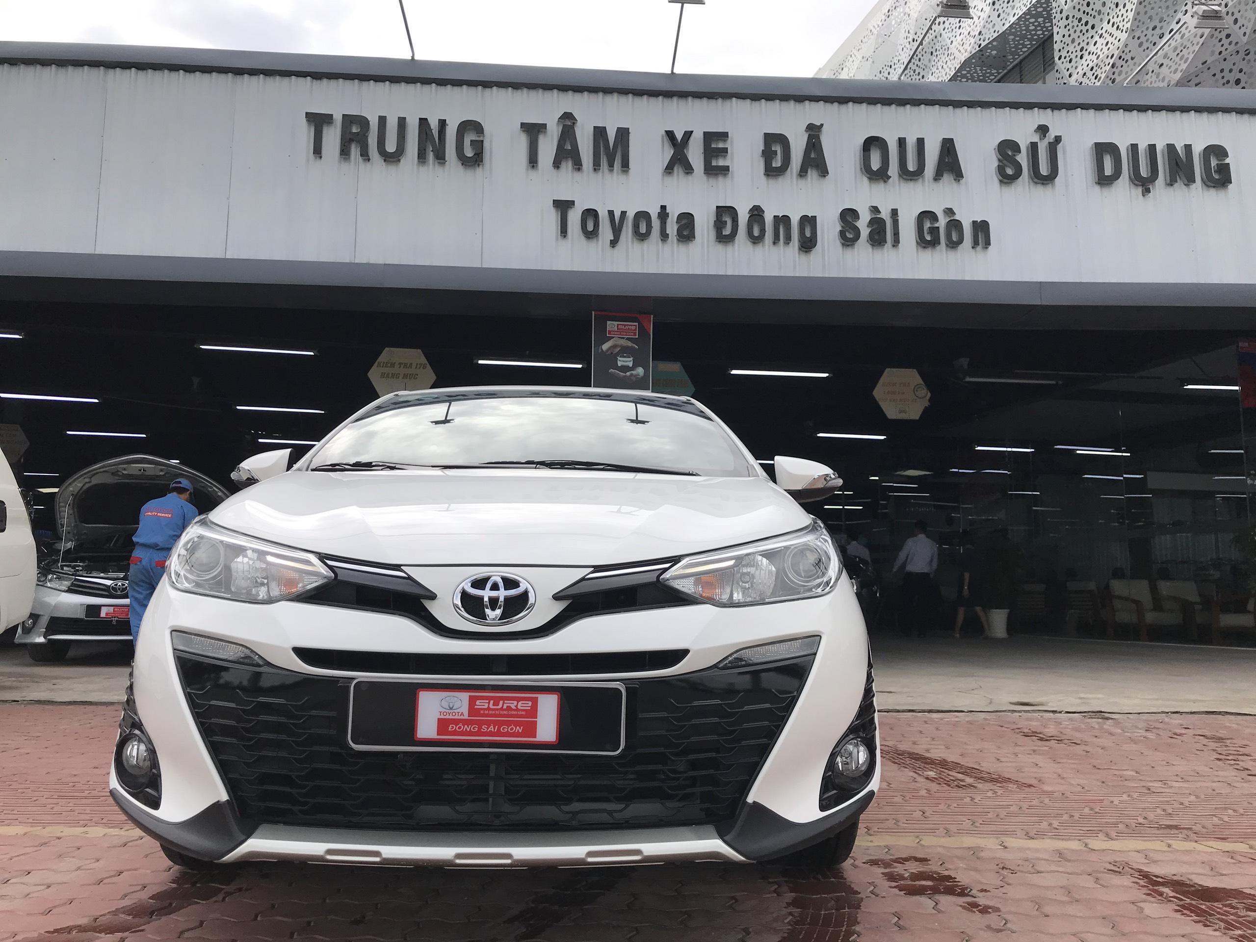 Yaris 2018, nhập khẩu Thái Lan, LH nhận khuyến mãi đến 40tr.