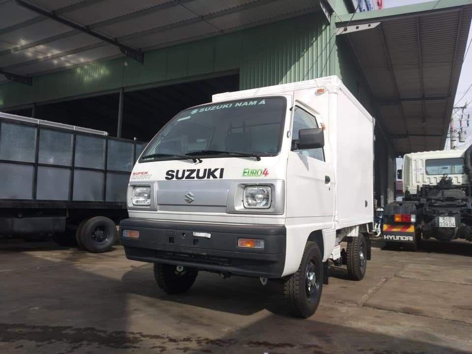 Xe tải suzuki carry truck thùng bảo ôn tải trọng 490 - 550kg