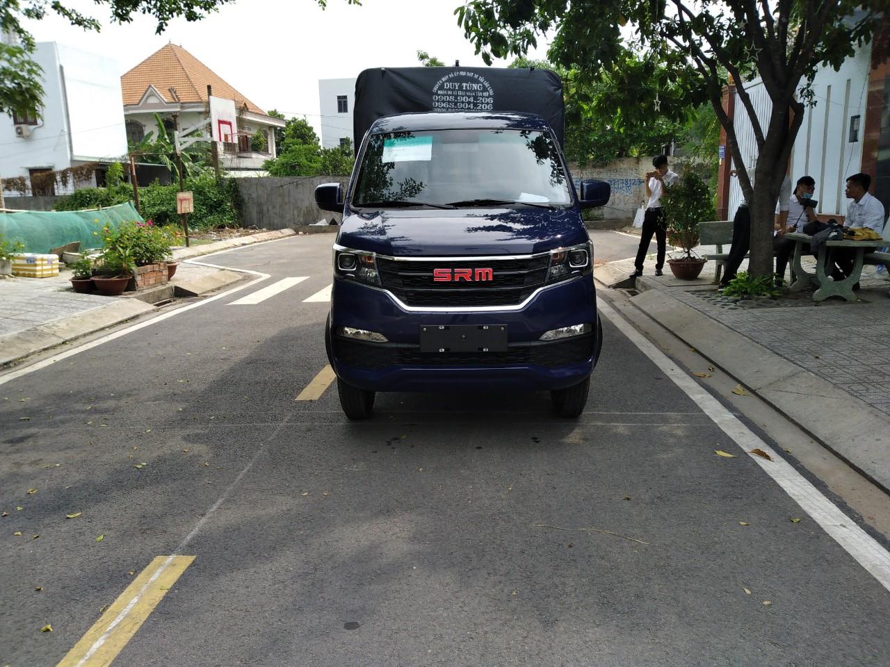 Xe tải SRM  930KG - Tặng 100% trước bạ - bảo hành 5 năm