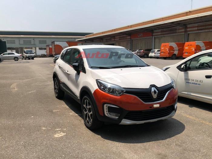 Khuyến mãi 8/2020 đặc biệt cho xe Renault Kaptur 2020 xe Pháp nhập khẩu nguyê