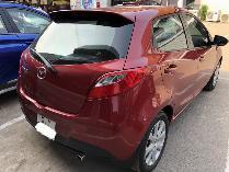 Mazda 2 sản xuất năm 2014 Số tự động Động cơ Xăng
