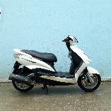 Yamaha Cygnus màu trắng nguyên bản biển Hà Nội 29