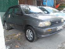 Kia Pride sản xuất năm 1996 Số tay (số sàn) Động cơ Xăng