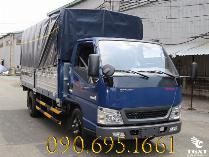 Bán xe tải Đô Thành IZ49 chỉ với 99Tr nhận xe ngay