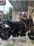 Bán Xe Kawasaki Z125 Pro HQCN, cũ, đời 2016,đen xám