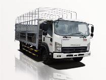 xe tải isuzu 6t5 thùng mui bạt lướt gió
