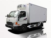 xe tải huyndai 2t5 thùng đông lạnh HD65 giá hấp dẫn