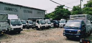 xe tải hino iz 65 dang thịnh hành