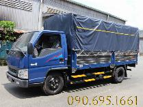 IZ65, Thùng 3.5 tấn, xe có sẵn, Giao xe tận nhà