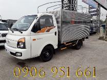 Bán trả góp xe HyunDai Porter H150 lãi suất thấp nhất thị trường