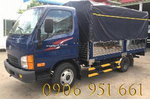 Xe tải Huyndai N250 mới nhất – Hỗ trợ trả góp ngân hàng