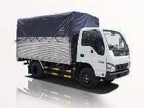 Xe tải isuzu thùng bạt qkr 270 2018