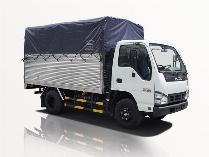xe tải isuzu thùng kín qkr230 đời mới