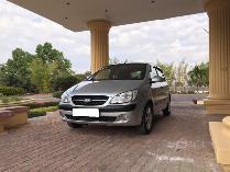 Hyundai Getz sản xuất năm 2008 Số tự động Động cơ Xăng