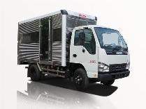 xe tải isuzu 2t4 thùng kín qkr230 đời 2019