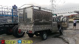 Trường giang ca bin đôi – T3 ca bin đôi 5 chỗ thùng mui bạt 700kg