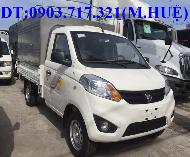 Xe tải Foton. Bán xe tải Foton 995kg thùng lửng, xe tải Foton 890kg thùng bạt, xe tải Foton 830kg thùng kín