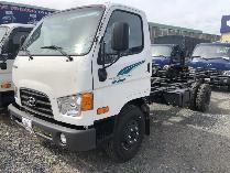Hyundai 110s sản xuất năm 2018 Số tay (số sàn) Xe tải động cơ Dầu diesel