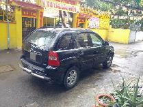 Kia Sportage sản xuất năm 2007 Số tay (số sàn) Dầu diesel