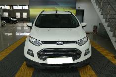 Ford Ecosport sản xuất năm 2014 Số tự động Động cơ Xăng