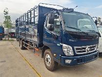 xe tải 7 tấn thùng dài 6,2m THACO OLLIN - động cơ WEICHAI