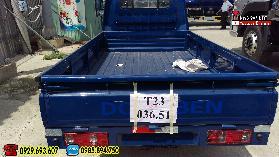 Dongben 500kg. Dongben thùng lững, có trợ lực lái, kính điện dời 2018