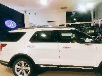 Ford Explorer 2019 sang trọng và phong cách