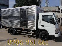 Bán trả góp xe Mitsubishi Fuso 3.5 tấn Canter, Giá cạnh tranh tốt nhất