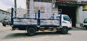 xe tải huyndai new mighty 2017 7t9 thùng bạt