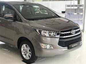 Giá Toyota Innova 2019 Trả Góp, Khuyến Mãi...
