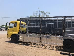 Giá xe tải Dongfeng B180 9.35 tấn thùng dài 7.5m, xe tải 9 tấn Euro 4