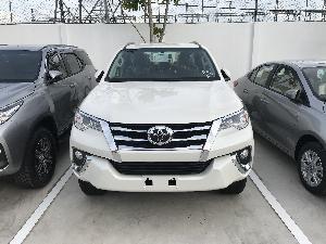 Khuyến Mãi Toyota Fortuner 2.4G AT Số Tự Động...