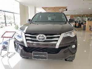 Bảng Giá Fortuner 2019 Tại Toyota An Thành...