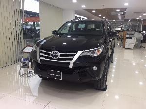 Bảng Giá Fortuner 2019 Tại Toyota An...