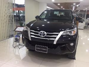 Bảng Báo Giá Fortuner Mới Nhất Tại Toyota An...