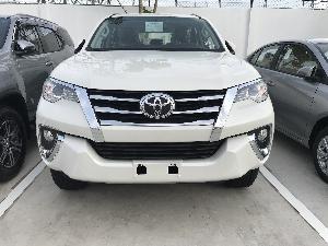 Báo Giá Mới Nhất Toyota Fortuner Máy Xăng ,...