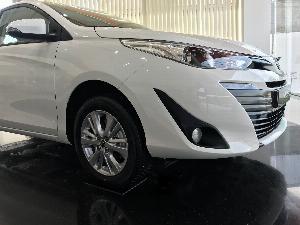 Khuyến Mãi Toyota Vios 1.5G Số Tự Động Tại...