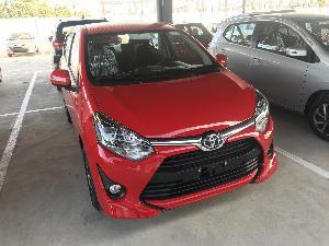 Giá Toyota Wigo 1.2G AT Số Tự Động Lăn Bánh...