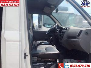 Xe tải thùng bạt FOTON GRATOUR 1.5L - 850kg giá rẻ