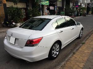 Honda Accord sản xuất năm 2007 Số tự động Động cơ Xăng