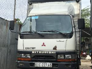 Mitsubishi  sản xuất năm 2007 Số tay (số sàn) Xe tải động cơ Dầu diesel