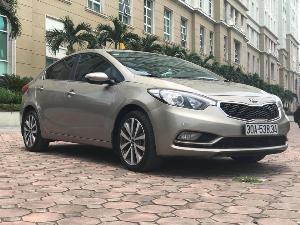 Kia K3 2.0 sản xuất 2015 tên tư nhân 1 chủ từ đầu