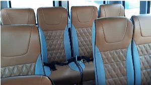 Giá xe Hyundai Solati 2019 ghế Universe 16 chỗ - Hỗ trợ vay trả góp LS thấp