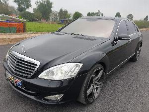 Mercedes-Benz S500 sản xuất năm 2006 Số tự động Động cơ Xăng