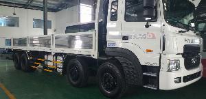 Hyundai HD320 sản xuất năm 2015 Số tay (số sàn) Xe tải động cơ Dầu diesel