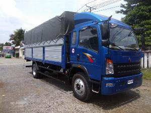 Howo  sản xuất năm 2009 Số tay (số sàn) Xe tải động cơ Dầu diesel