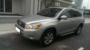Toyota RAV4 sản xuất năm 2008 Số tự động Động cơ Xăng